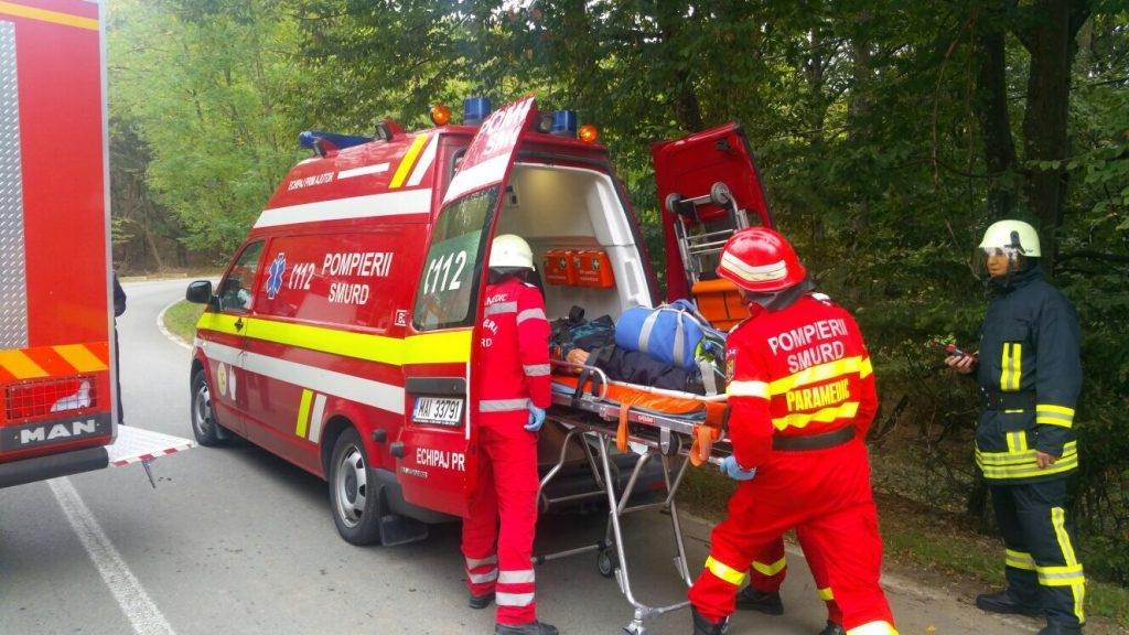 В Румынии автобус с украинцами врезался в фуру: есть погибший, много пострадавших