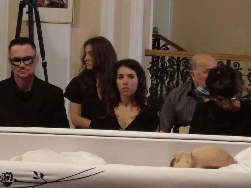 Григорія Чапкіса ховають у Києві: як проходить церемонія