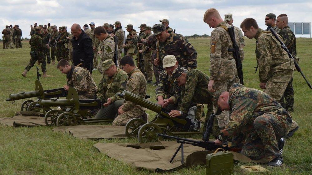 В Україні планують створити територіальну оборону: чому це важливо