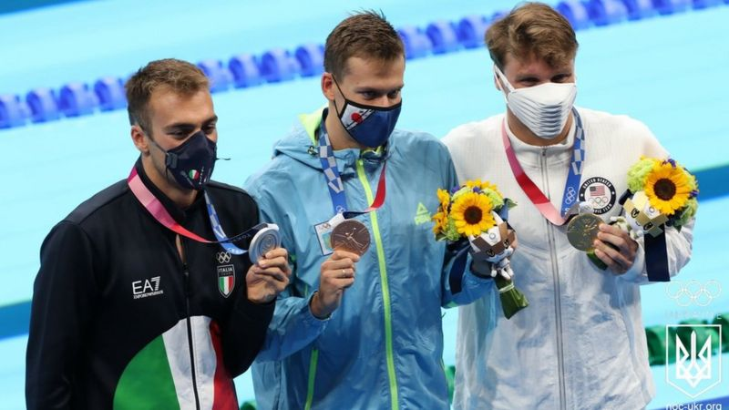 Украина получила четвертую медаль Олимпиады в Токио