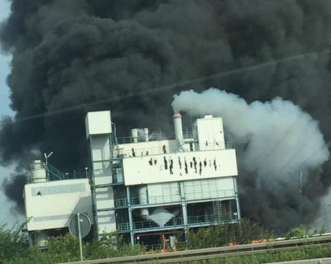 В Германии прогремел взрыв на химическом заводе Bayer (обновлено)