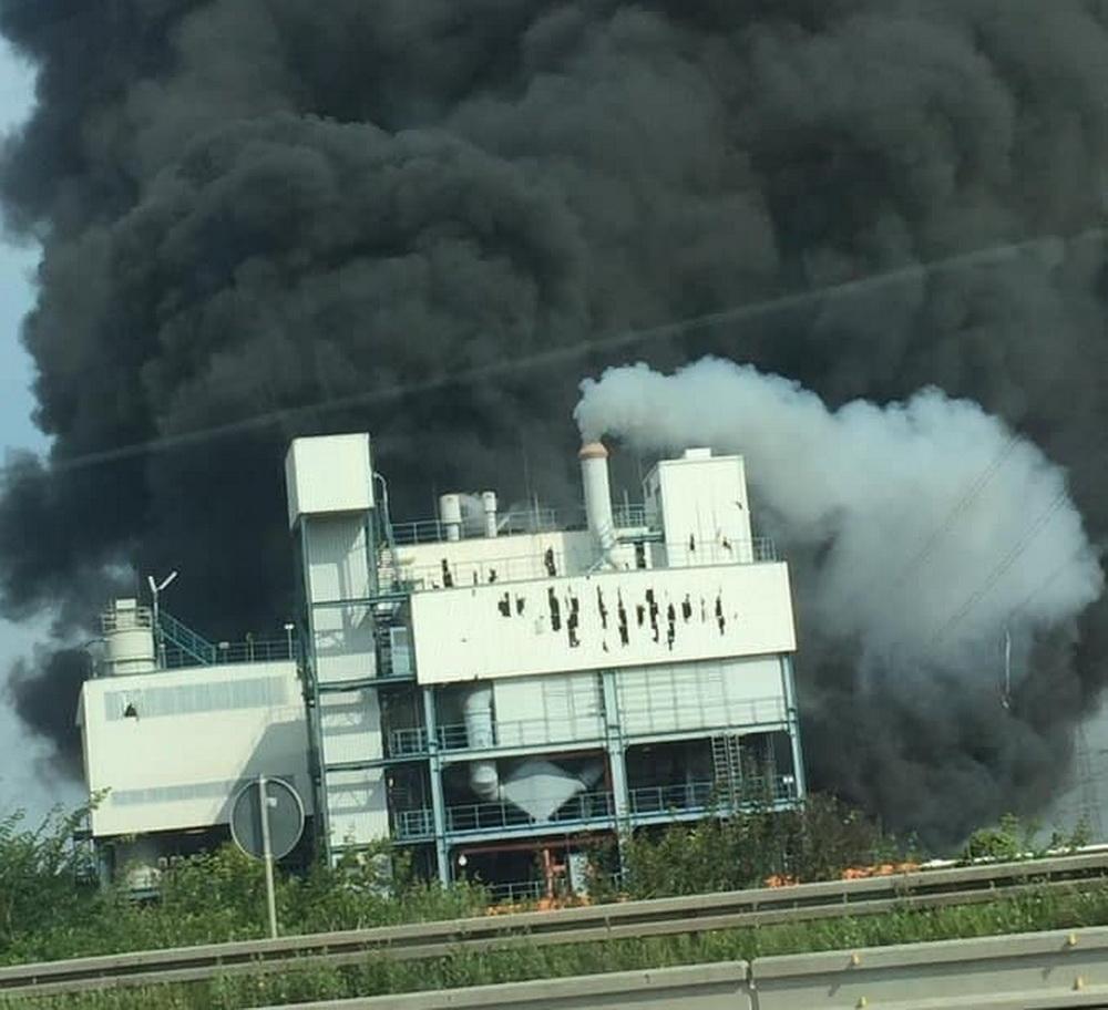 У Німеччині пролунав вибух на хімічному заводі Bayer (оновлено)