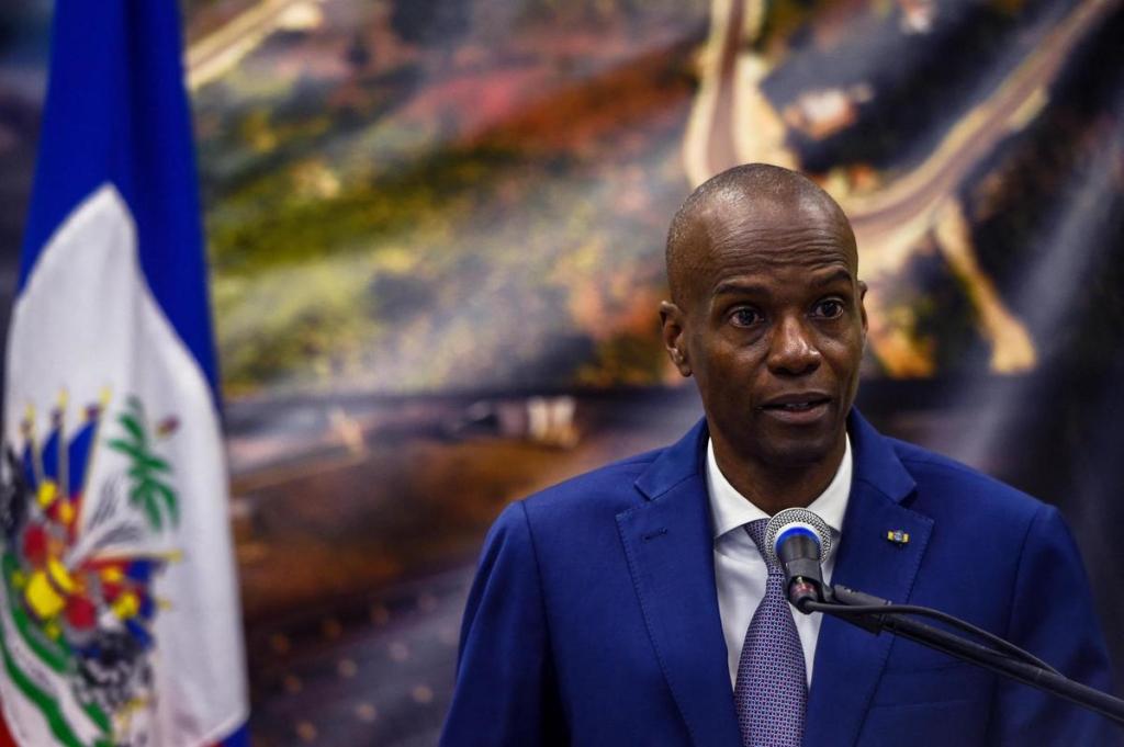 Президент Гаїті убитий у власній резиденції, його дружину поранено