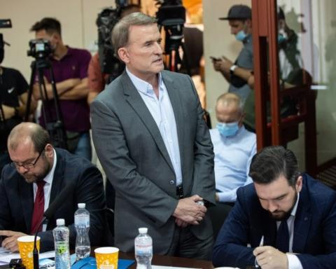 Медведчук в суді вкотре довів свою мужність тоді, коли Зеленський боягузливо ховається за високими парканами