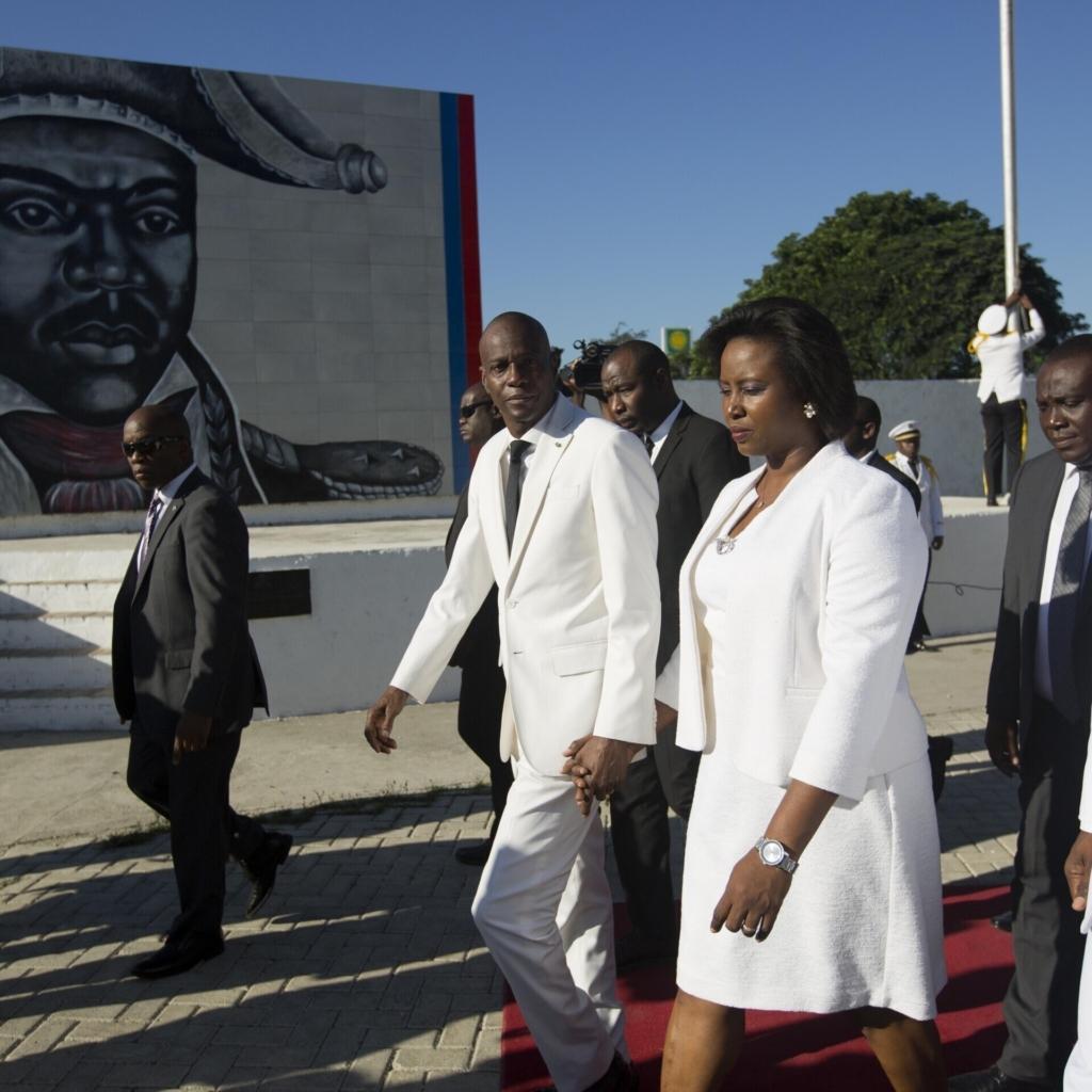 Поліція застрелила підозрюваних у вбивстві президента Гаїті та його дружини