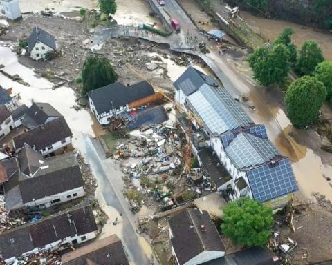 У Німеччині через повінь оголосили режим військової катастрофи: загинули вже понад 100 осіб
