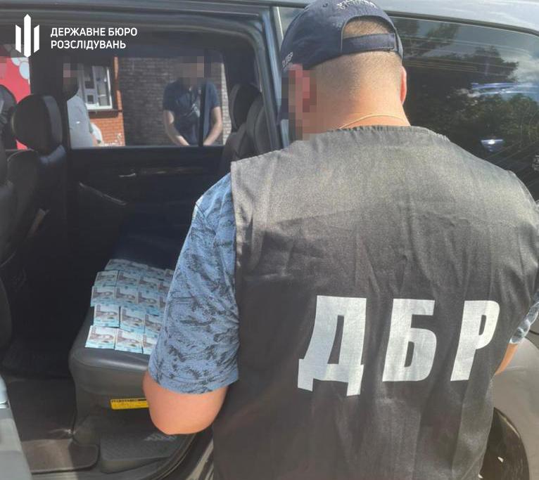 Офіцер ЗСУ за 40 тисяч роздавав посвідчення учасника бойових дій