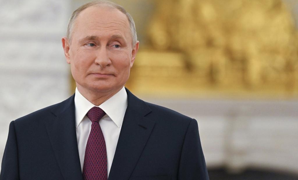 Путін щодо переслідування Медведчука: Українська влада ухвалює абсолютно неправові рішення – поза рамками своєї компетенції