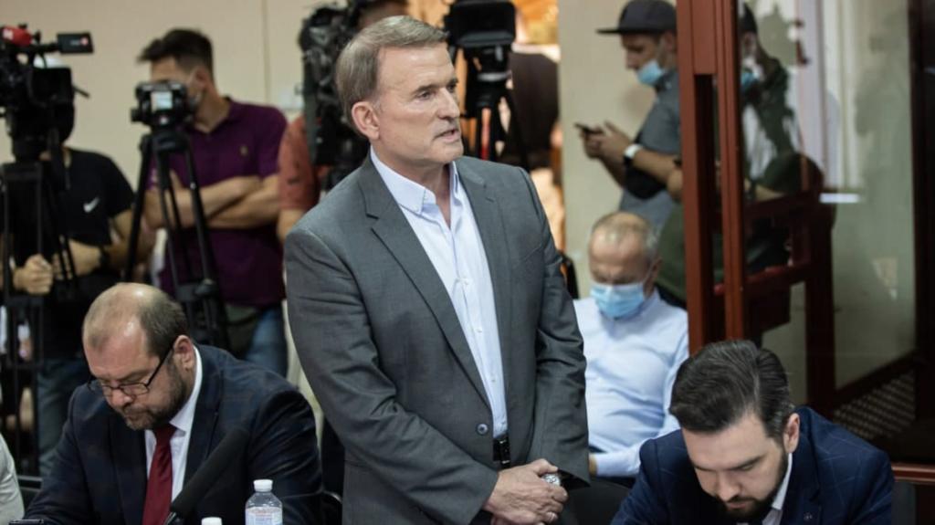 """Медведчук у суді розгромив всю """"доказову базу"""", зібрану проти нього стороною обвинувачення"""