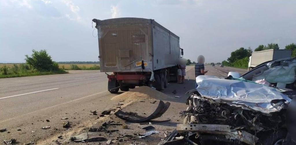 В жутком ДТП под Одессой погиб чиновник автодора
