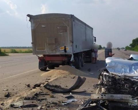 У моторошній ДТП під Одесою загинув чиновник автодору