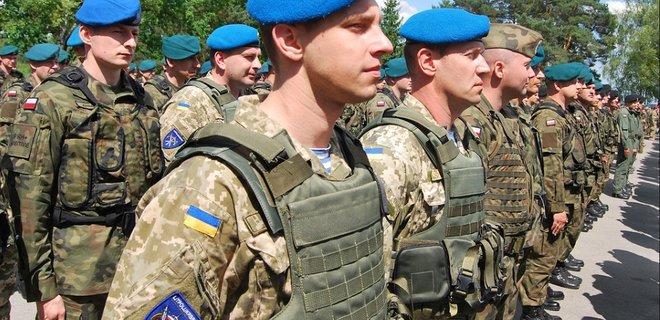 """В Україні розпочалися військові навчання """"Три мечі"""": беруть участь понад 1200 військових"""