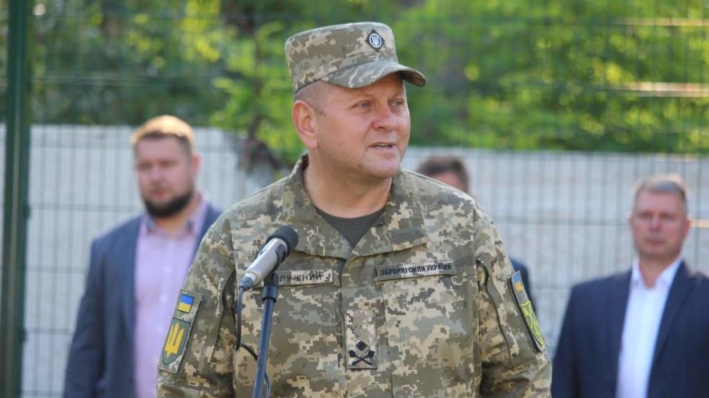 Зеленський представив нове командування Генштабу