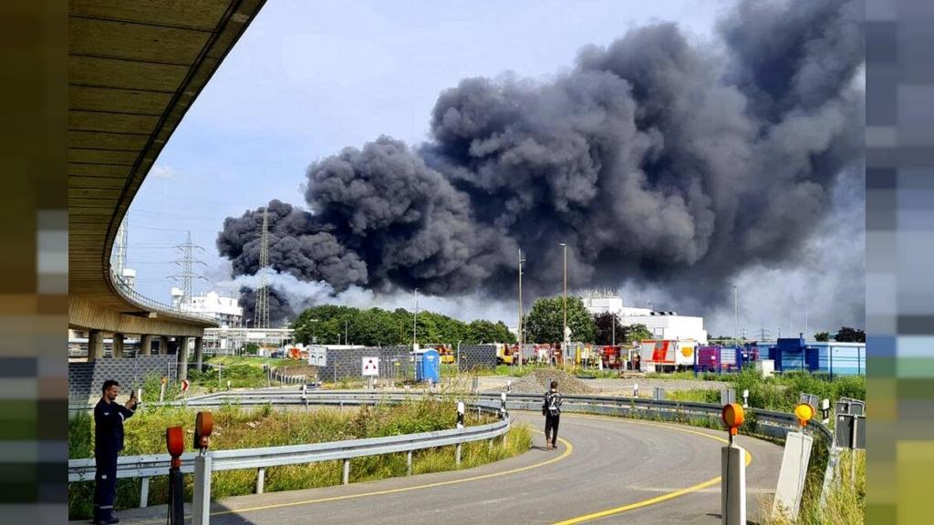 Вибух на хімпідприємстві в Німеччині: вже відомо про 16 поранених і 5 зниклих