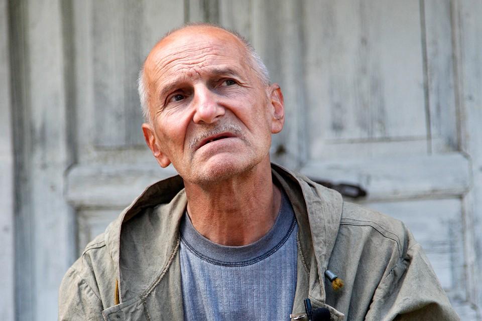Музикант і актор Петро Мамонов помер від наслідків COVID