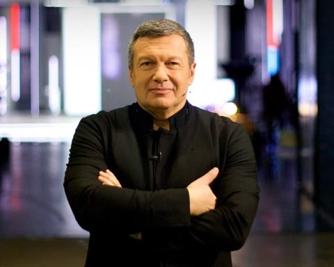 Російський ведучий Володимир Соловйов привітав Віктора Медведчука з днем народження