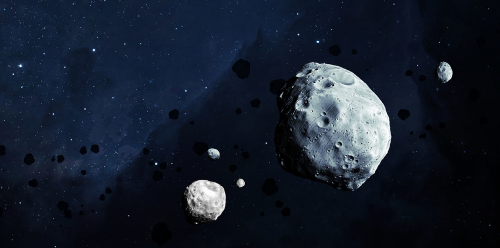 В NASA оцінили ймовірність зіткнення Землі та астероїда Бенну