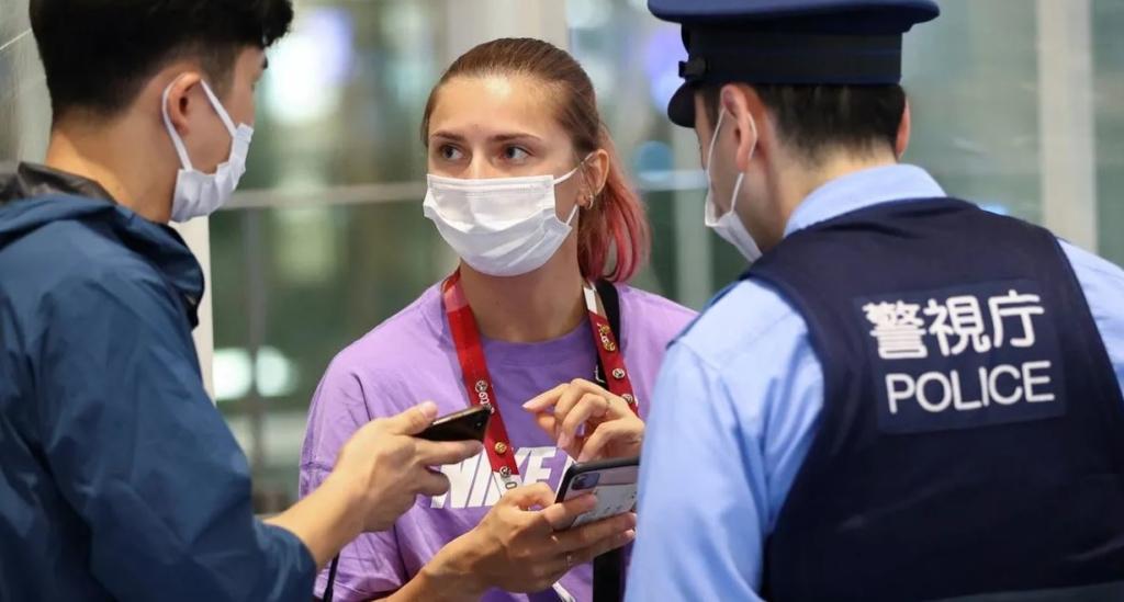 Белорусская спортсменка Кристина Тимановская просит политическое убежище в Польше