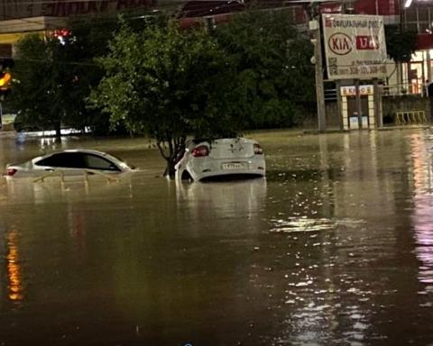 Відео: в Росії ціле місто пішло під воду після потужної зливи