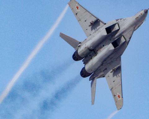 У Росії впав винищувач – МіГ-29, ніхто не вижив