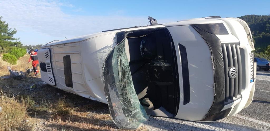 У Туреччині розбився автобус з туристами з України: перші подробиці