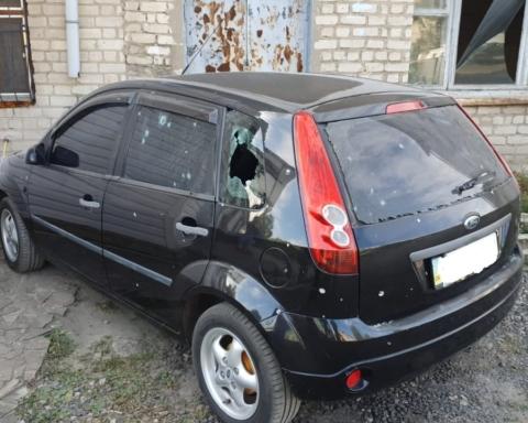 На Донбассе боевики обстреляли Счастье, ранен руководитель военно-гражданской администрации