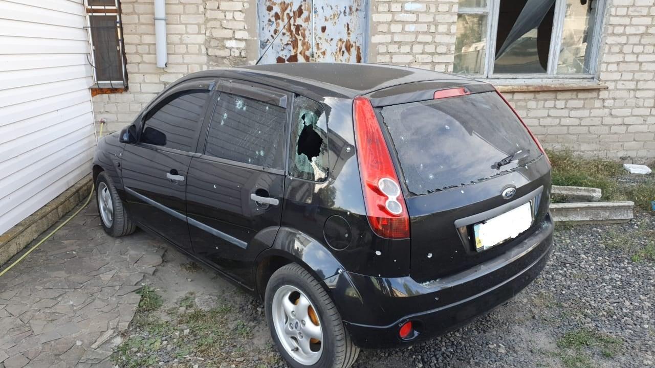 На Донбасі бойовики обстріляли Щастя, поранений керівник військово-цивільної адміністрації