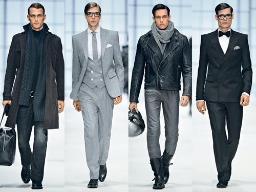 Почему успешные мужчины выбирают одежду Hugo Boss