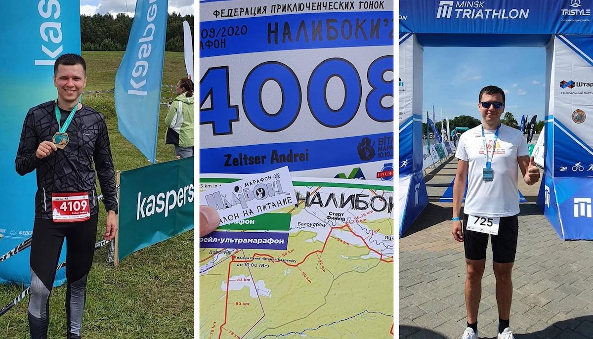 Працював в IT, бігав марафони, фехтував: що відомо про чоловіка, якого застрелили КДБісти в Мінську