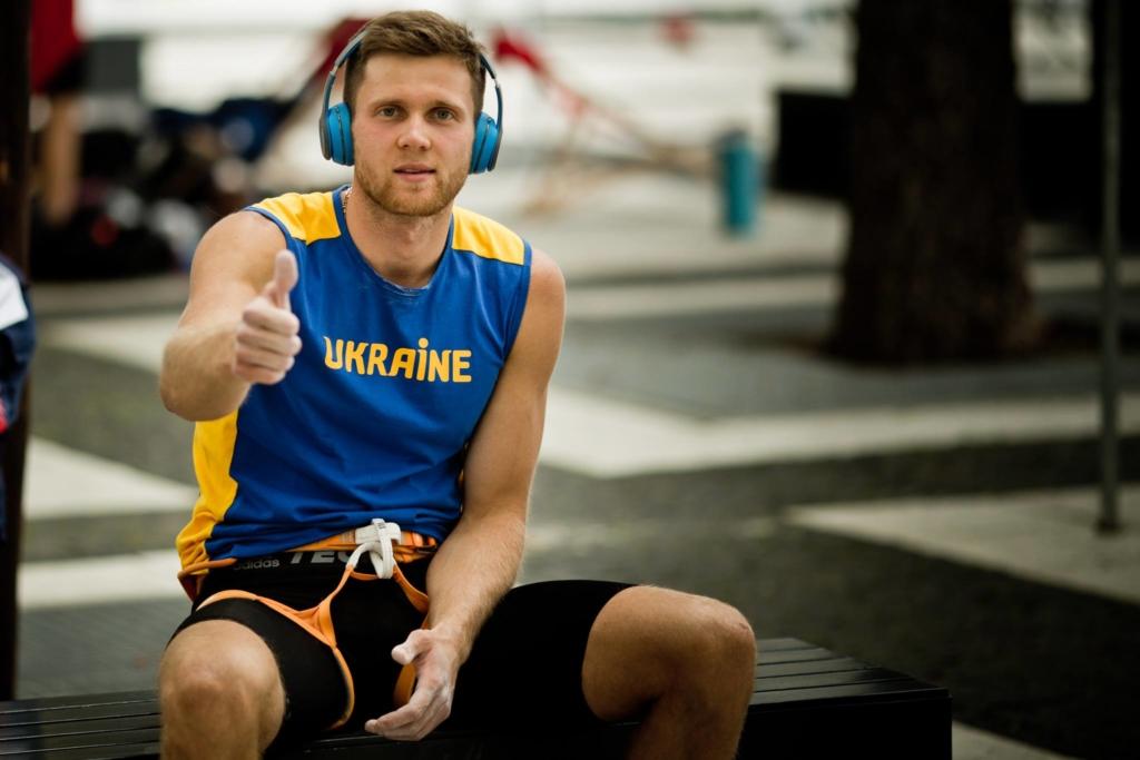 »Человек-паук»: украинский скалолаз выиграл чемпионат мира
