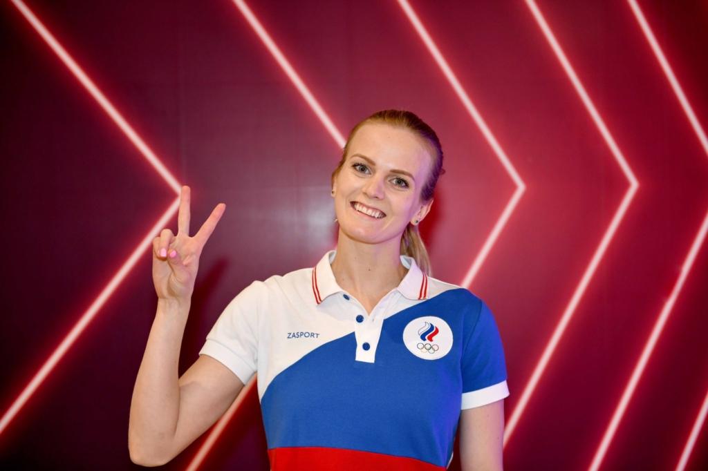 »Защитила честь великой страны»: спортсменка из Донецка заявила, что счастлива рядом с Путиным