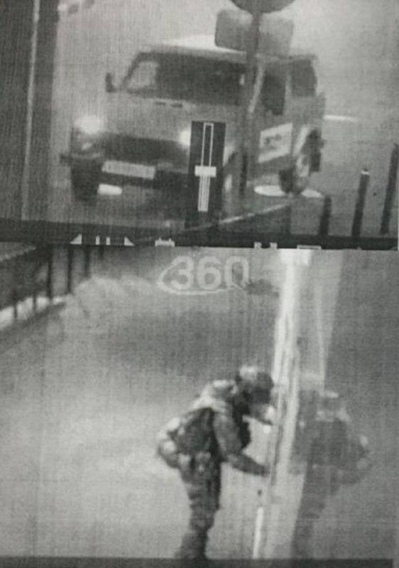 У Росії чоловік убив трьох осіб і намагався підірвати відділ поліції – його не можуть знайти
