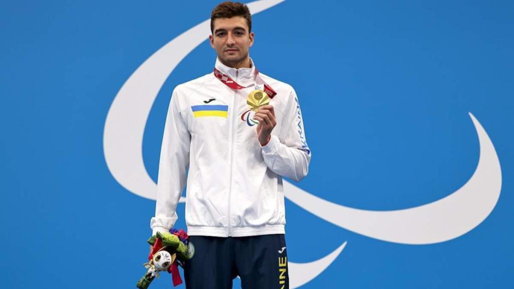 Український плавець Кріпак завоював четверту золоту медаль на Паралімпіаді