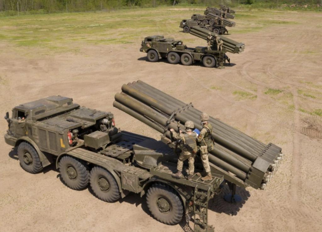 Украинская армия провела мощные учения возле оккупированного Крыма: видео