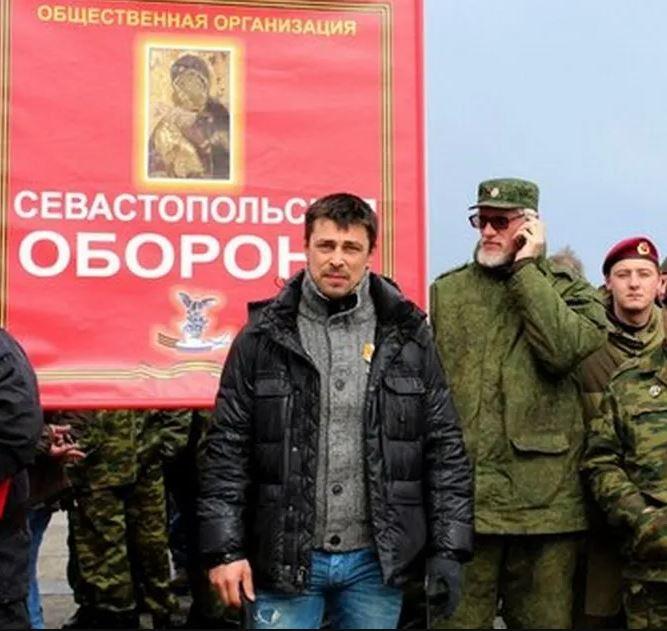 У Чехії затримали росіянина, який причетний до анексії Криму