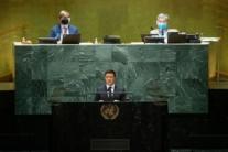 Россия, Донбасс, распределение вакцин: о чем говорил Зеленский на Генассамблее ООН