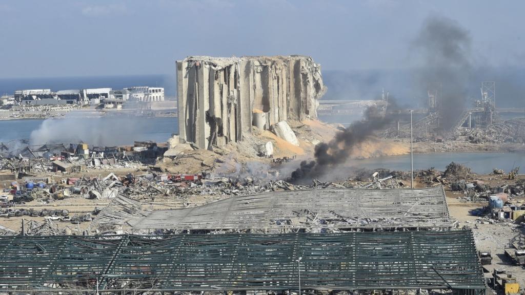 Взрывы в Бейруте: в трагедии замешана украинская фирма