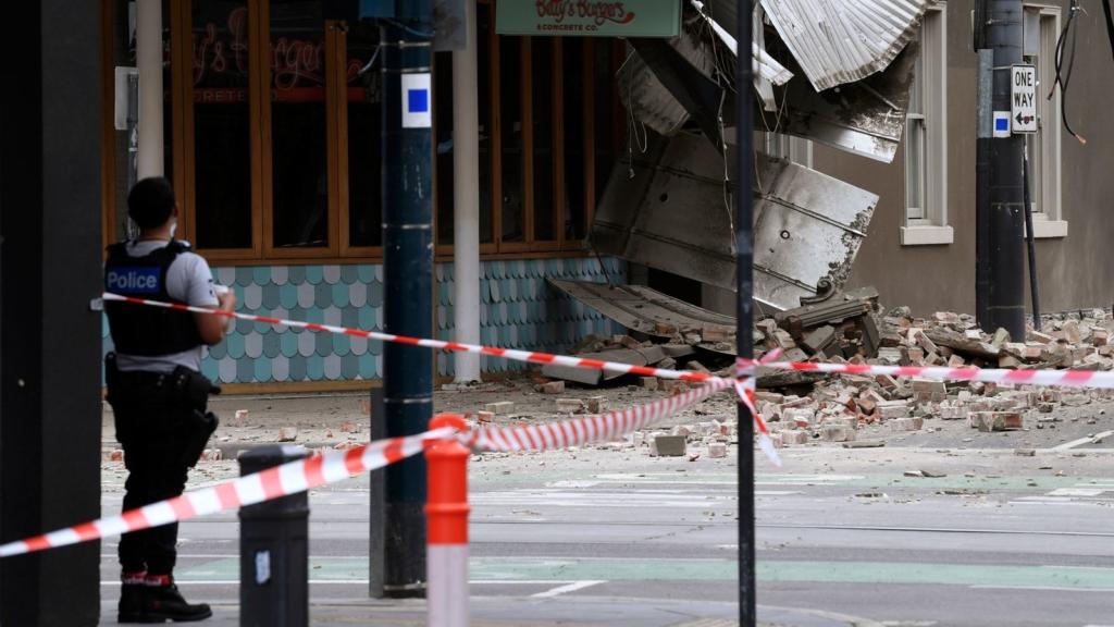 В Австралії стався землетрус: людей евакуюють через вкрай рідкісне для країни стихійне лихо