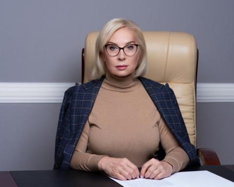 Денисова: За время российской оккупации на Донбассе погибли 14 тысяч украинцев