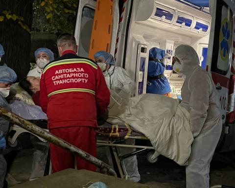 В Одессе врачи всю ночь эвакуировали пациентов с COVID-19 из больницы — закончился кислород