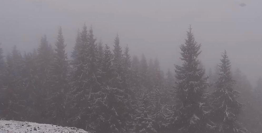Буковель засипало снігом: приголомшливі кадри