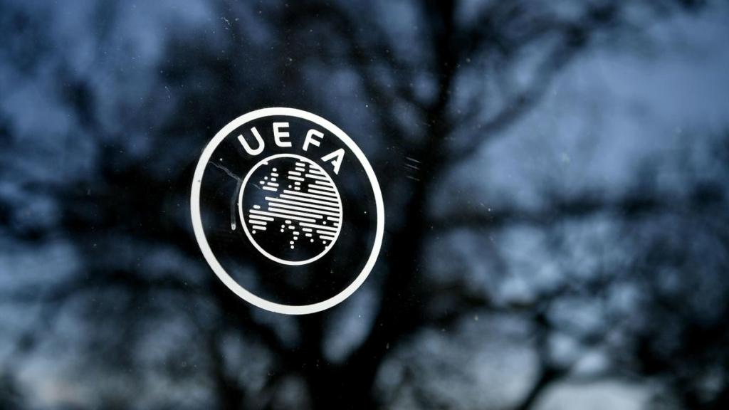УЕФА презентовал логотип, изобразив Крым частью Украины — в России истерика