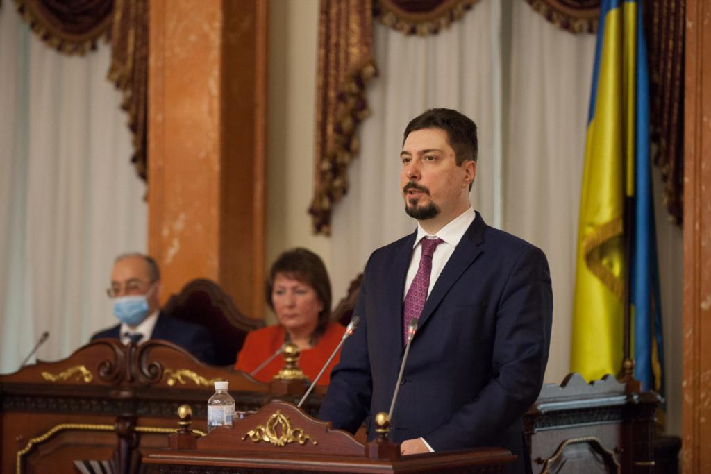 Обрано нового голову Верховного суду: хто такий Всеволод Князєв