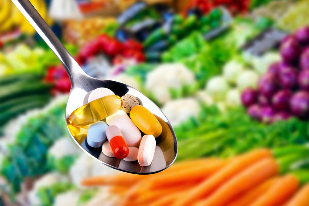 Як приймати вітаміни правильно: поради ендокринологів