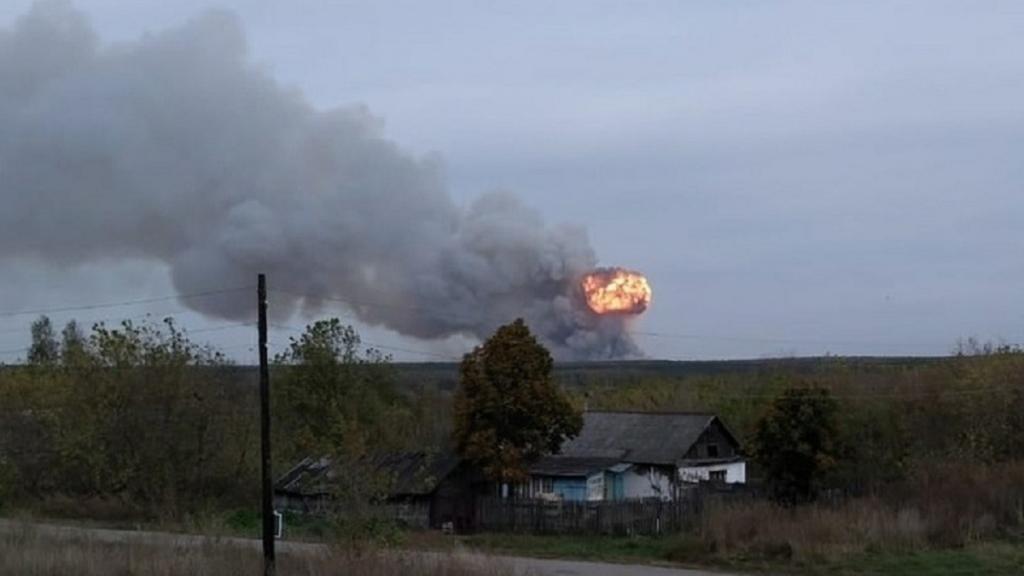 У Росії на пороховому заводі пролунав вибух: загинули 16 людей