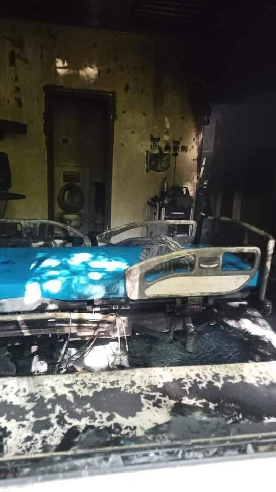 У Румунії загорілося COVID-відділення лікарні, загинули дев'ять пацієнтів