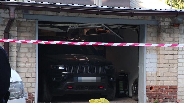 Житель Харкова підірвав себе у власному авто: подробиці і відео з місця