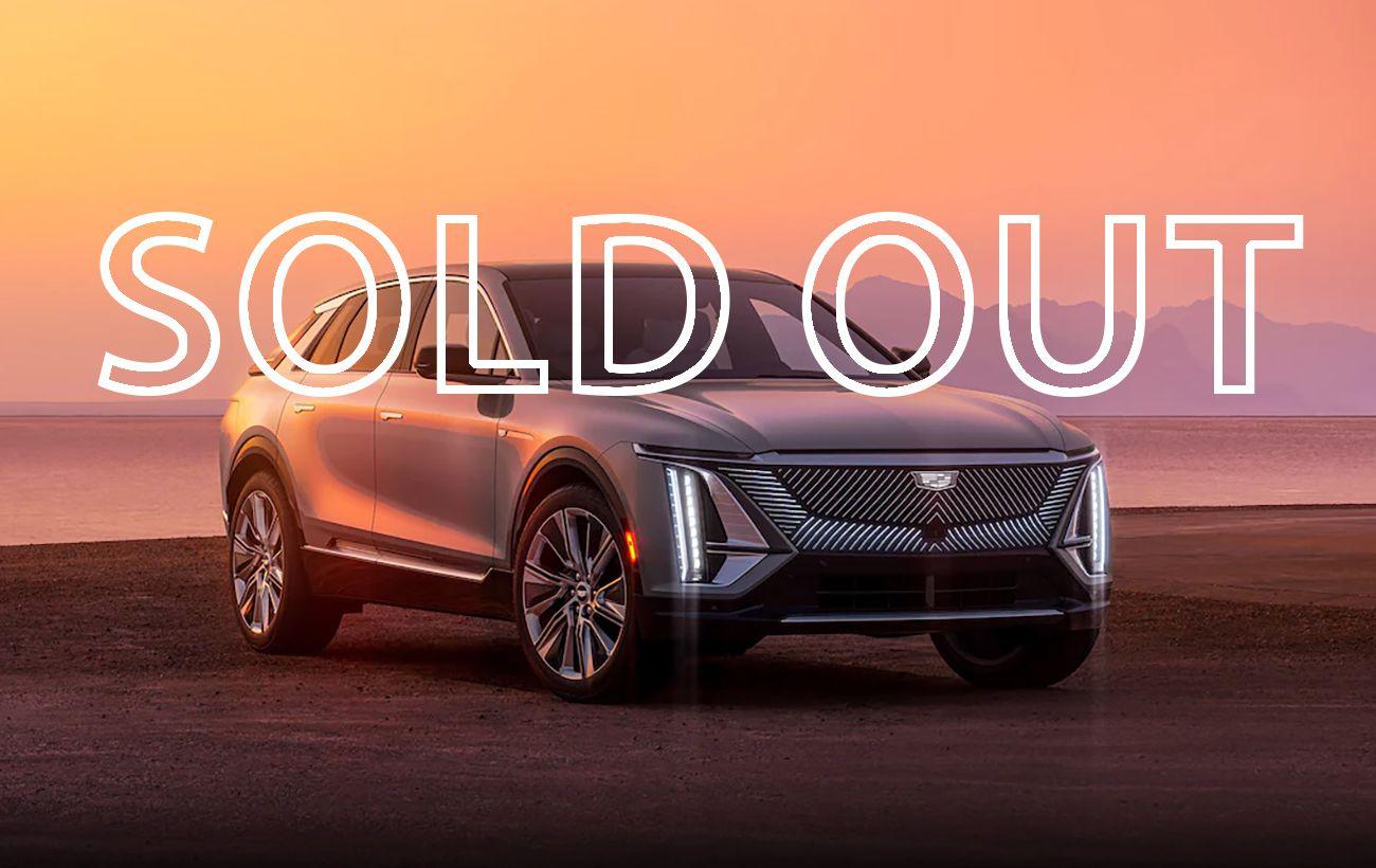 Первые серийные электромобили марки Cadillac раскупили за 19 минут