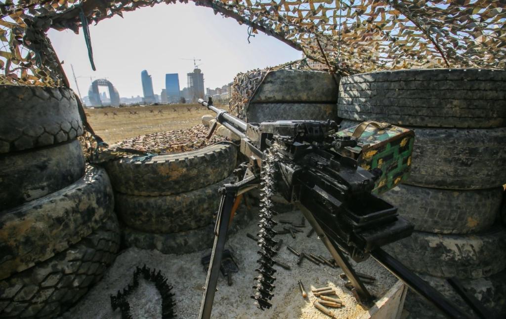 На кордоні Азербайджану і Вірменії в результаті обстрілу загинув азербайджанський військовий