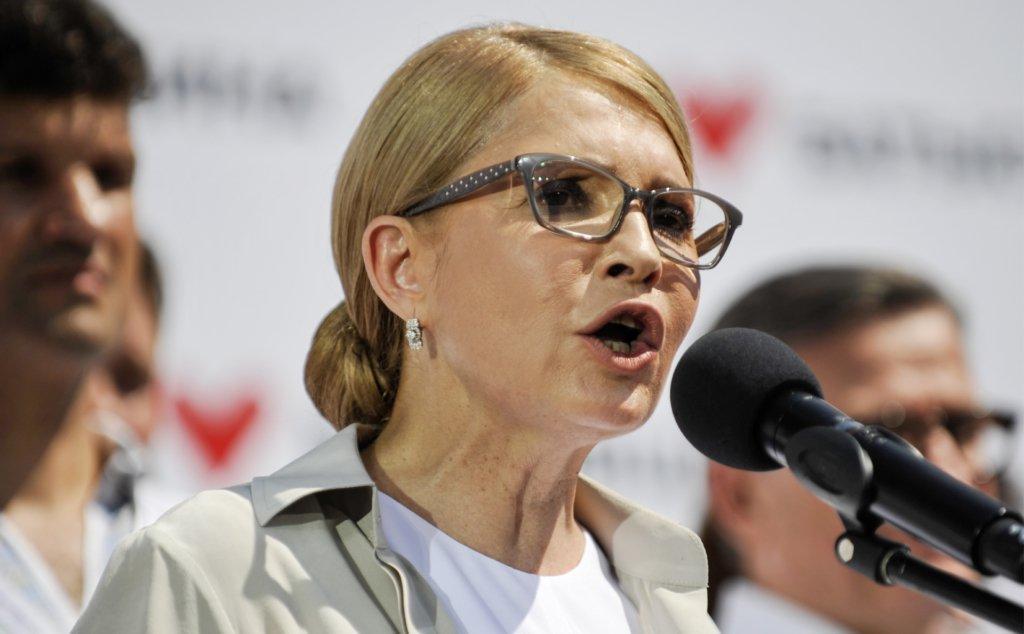 Нардеп спростував інформацію про те, що Тимошенко на апараті ШВЛ